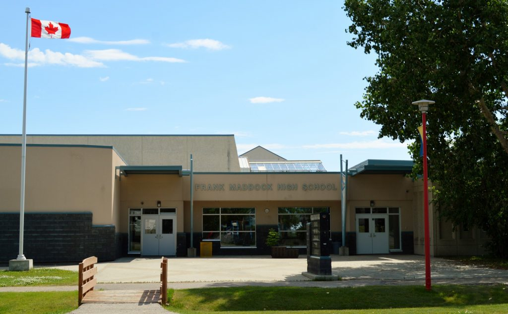 Frank Maddock High School - Special Events