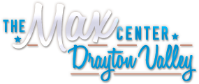The Max Center logo