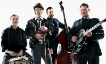 Gordie MacKeeman and The Rhythm Boys