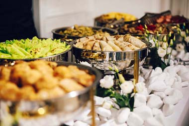 The Max Center Special Event Catering