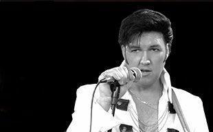 Tribute to Elvis with Darren Lee