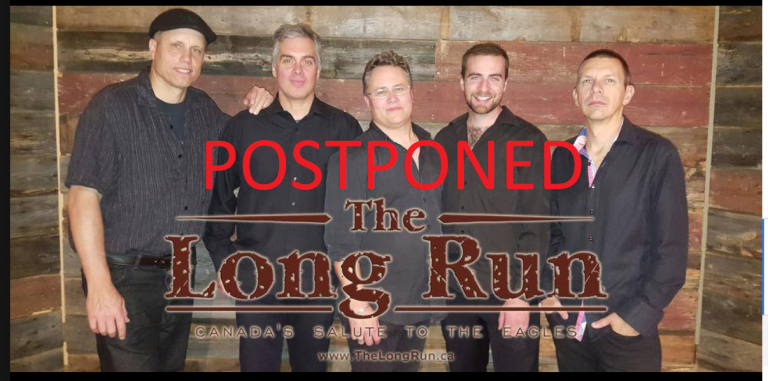 The Long Run - Postponed until further notice