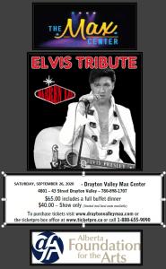 Darren Lee - Elvis Tribute