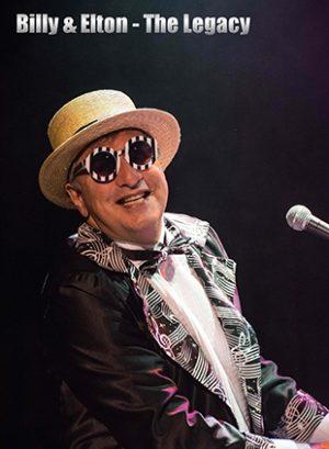 Elton John and Billy Joel Tribute The Legacy